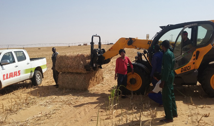Agri Tech Nilo Sudan